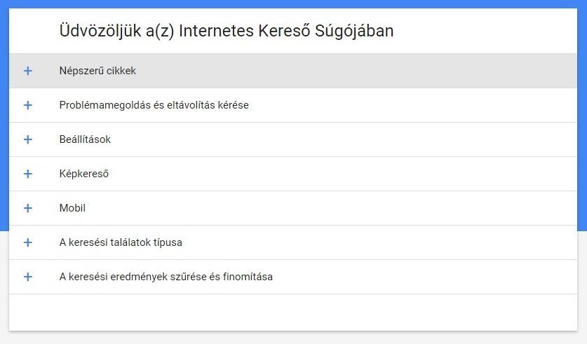 Google Internetes Kereső